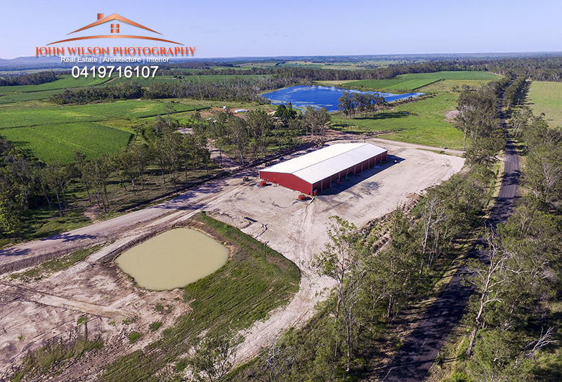 Gympie aerial photographer