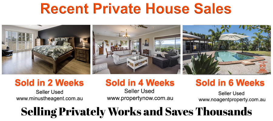 Property sales privately QLD