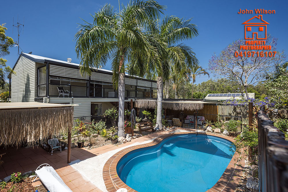 Cooloola Cove Qld Home for sale - real estate photography Gympie region