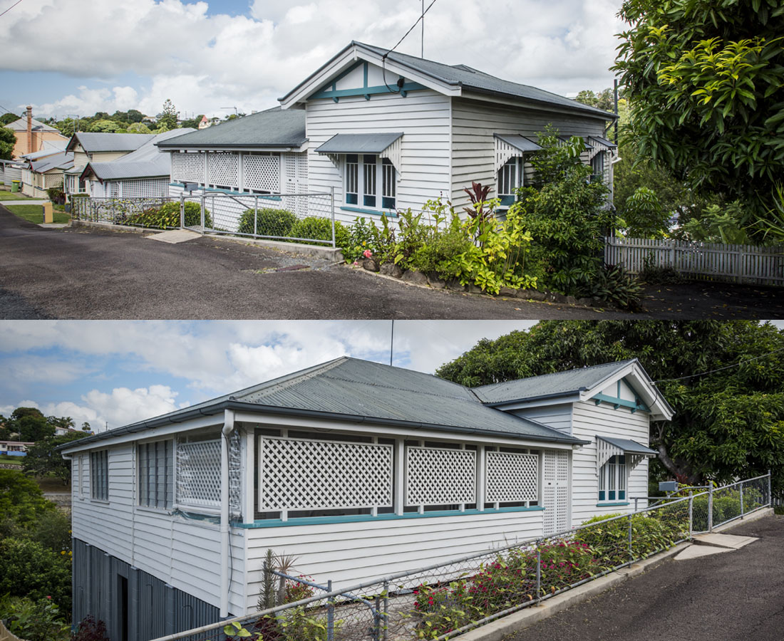 12 Nash St Gympie QLD 4570 For Sale Gorgeous Queenslander in CBD