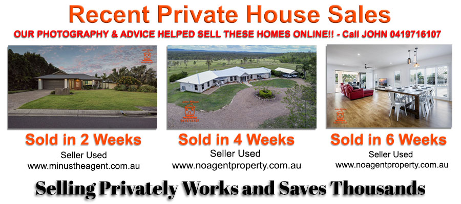 private property sales success