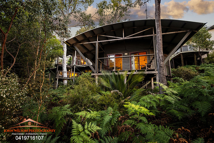 Fraser Island real estate photography