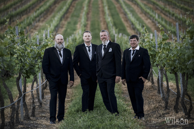 Dusty Hill Vineyard Wedding Photography 28