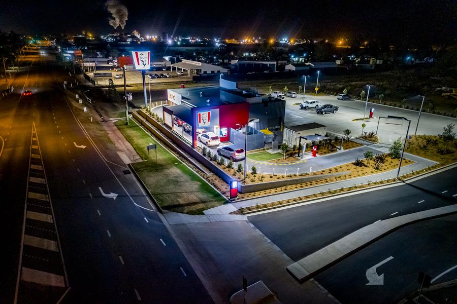 KFC Bundaberg East