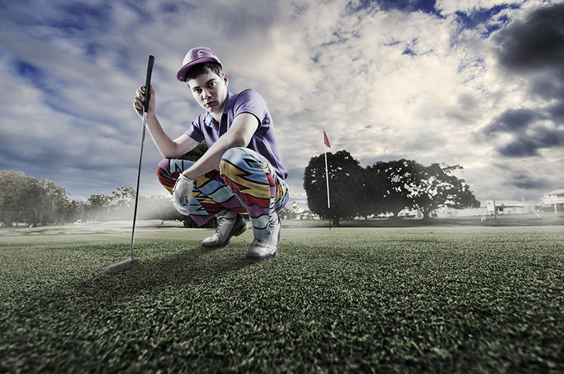 Hervey Bay Photography sport portraits