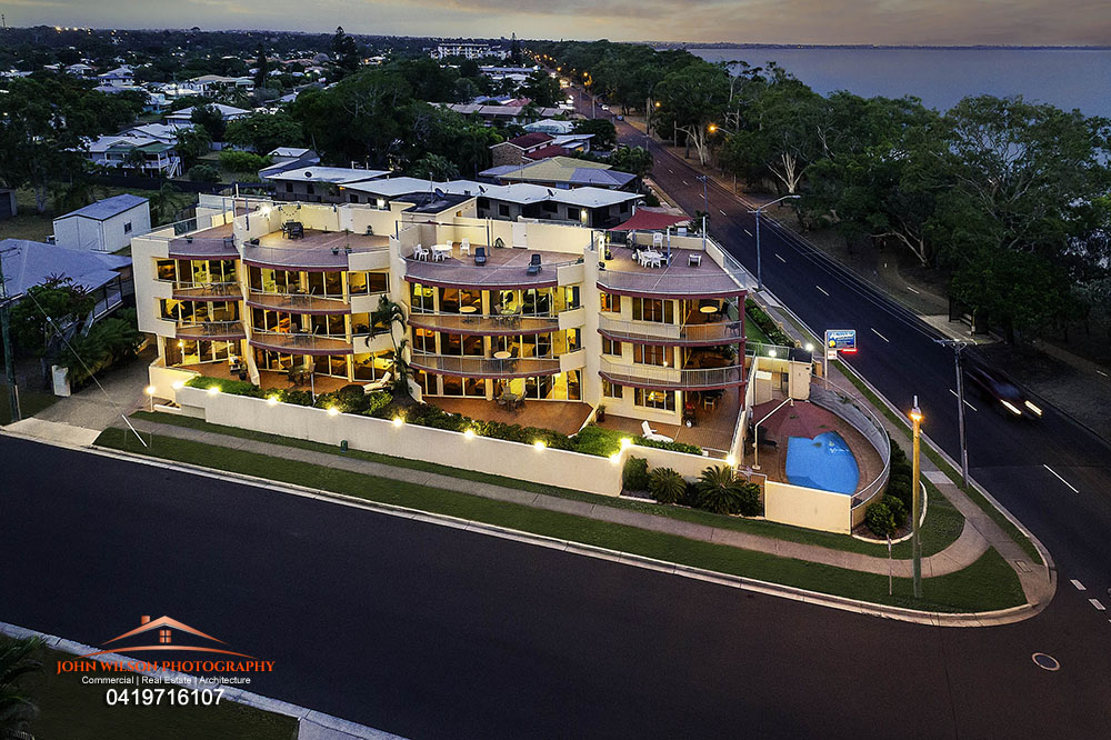 Virtual Tours Hervey Bay - Alexander Beachfront Apartments
