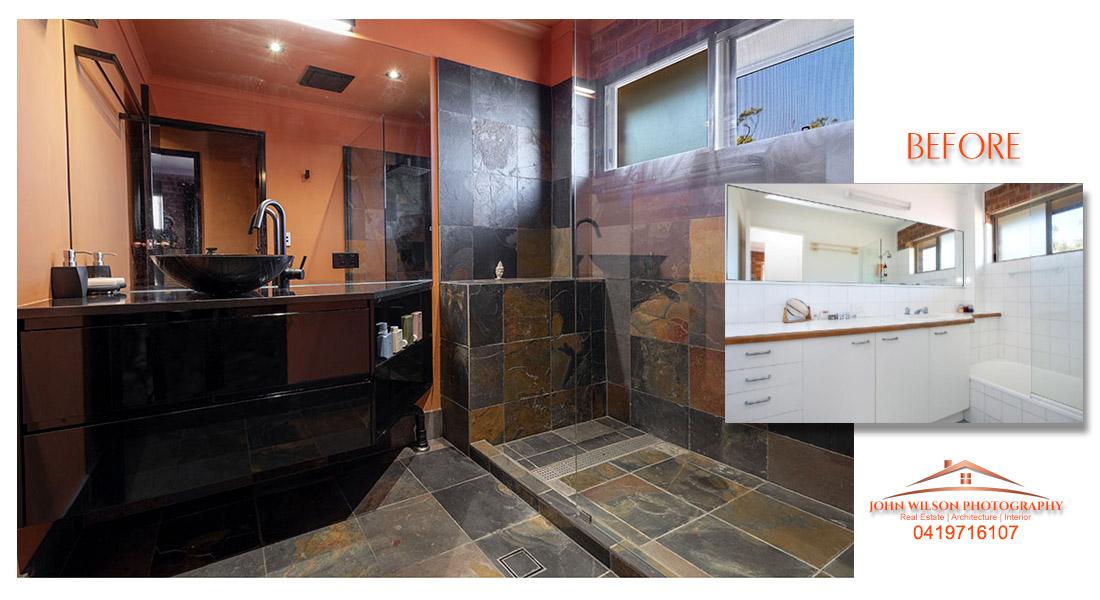 Unit Renovation - Interior Design Photography Noosa