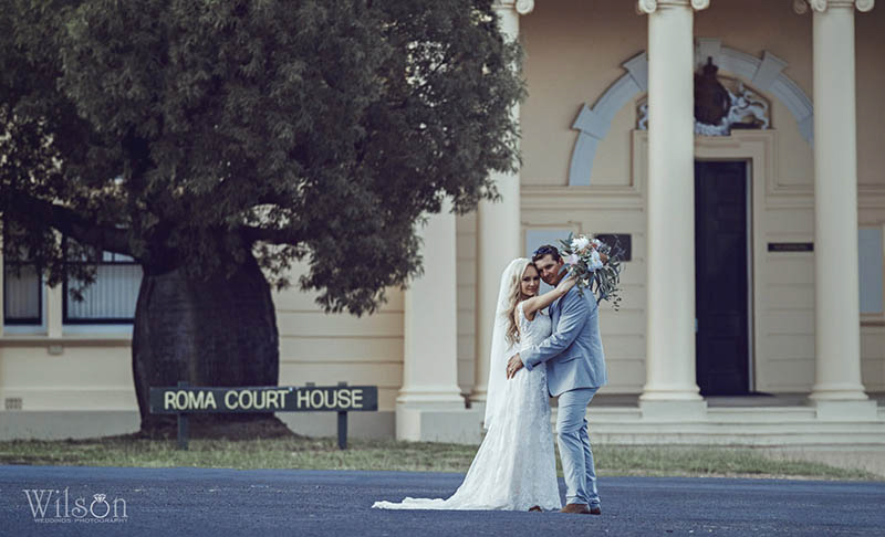 Wedding photography Roma QLD 17